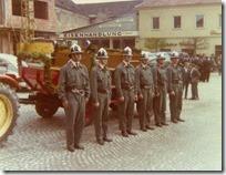 Anhängerweihe in  St.GeorgenG 1964 b