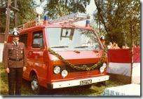 KLF-Segnung 07. Aug. 1977